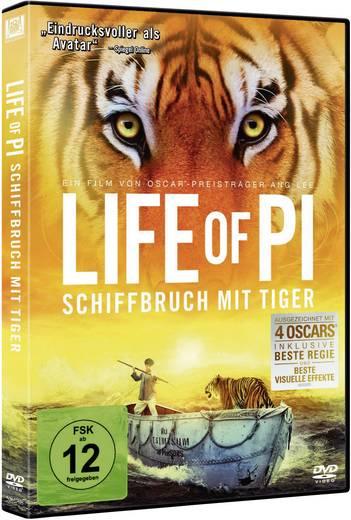 DVD Life of Pi - Schiffbruch mit Tiger FSK: 12