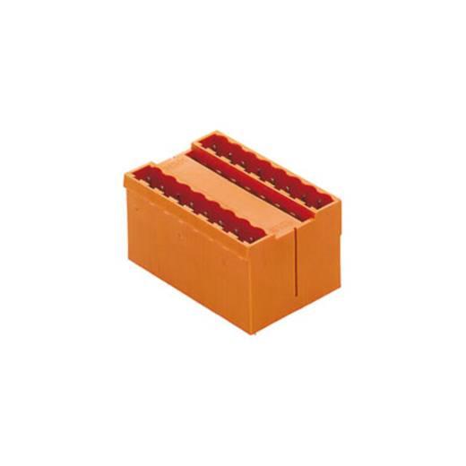 Stiftgehäuse-Platine BL/SL 5.08 Polzahl Gesamt 4 Weidmüller 1602390000 Rastermaß: 5.08 mm 50 St.