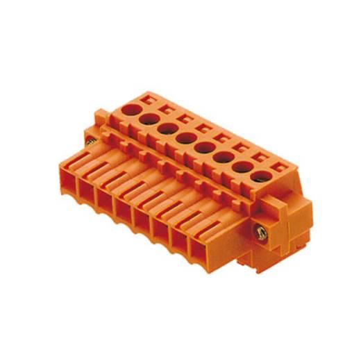 Buchsengehäuse-Kabel BL/SL Polzahl Gesamt 8 Weidmüller 1615840000 Rastermaß: 3.50 mm 50 St.