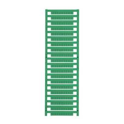 Repérage d'équipements & appareillages MultiCard Weidmüller DEK 5/5 MC-10 NEUT. GN 1609801688 1000 pc(s)