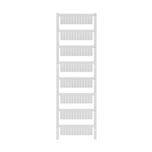 Gerätemarkierer Multicard WS 15/5 MC NEUTRAL 1609880000 Weiß Weidmüller 480 St.