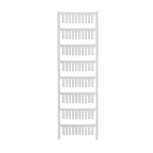 Gerätemarkierung Montage-Art: aufschieben Beschriftungsfläche: 15 x 4 mm Passend für Serie Weidmüller TM-H Hülsen Weiß W