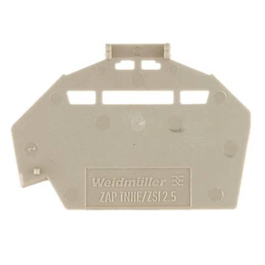 Abschlussplatte ZAP TNHE/ZSI2.5 1610840000 Weidmüller 25 St.