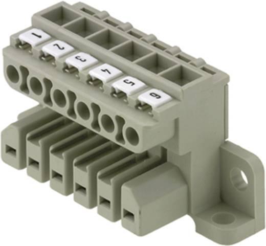 Weidmüller Buchsengehäuse-Kabel ST Polzahl Gesamt 8 Rastermaß: 7 mm 1612990000 10 St.