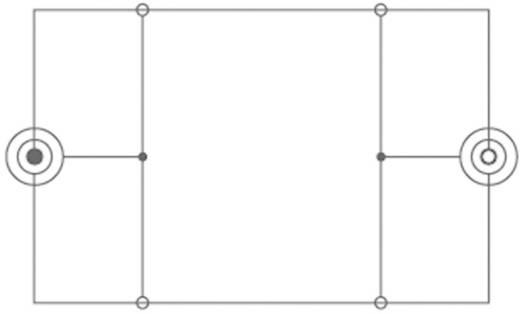 Klinke Audio Verlängerungskabel [1x Klinkenstecker 3.5 mm - 1x Klinkenbuchse 3.5 mm] 10 m Schwarz SpeaKa Professional