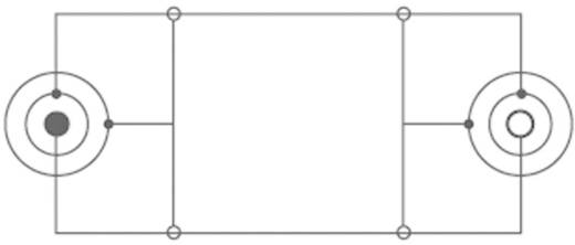 SpeaKa Professional Klinke Audio Verlängerungskabel [1x Klinkenstecker 6.35 mm - 1x Klinkenbuchse 6.35 mm] 5 m Schwarz