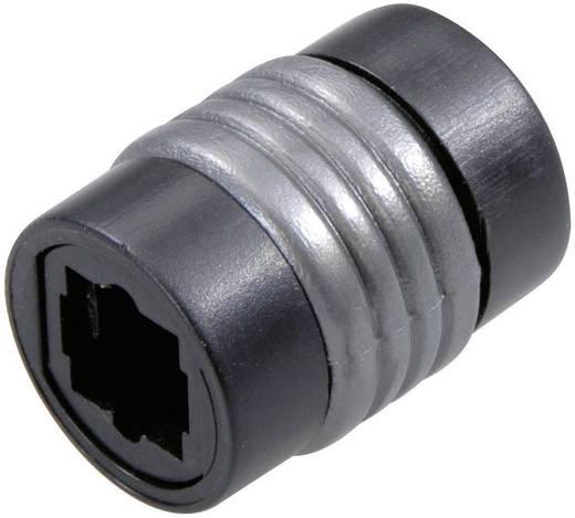 Toslink Digital-Audio Adapter [1x Toslink-Buchse (ODT) - 1x Toslink-Buchse (ODT)] 0 m Schwarz SpeaKa Professional