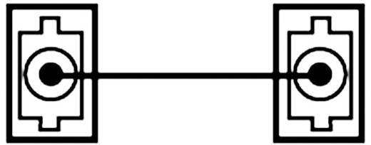 SpeaKa Professional Toslink Digital-Audio Adapter [1x Toslink-Buchse (ODT) - 1x Toslink-Buchse (ODT)] 0 m Schwarz