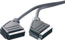 SCART-Kabel zu analogen Übertragung zum TV