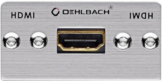 HDMI Multimedia-Einsatz mit Kabelpeitsche Oehlbach PRO IN MMT-C HS