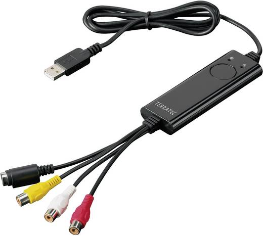 Video Grabber Terratec G1 inkl. Video-Bearbeitungssoftware