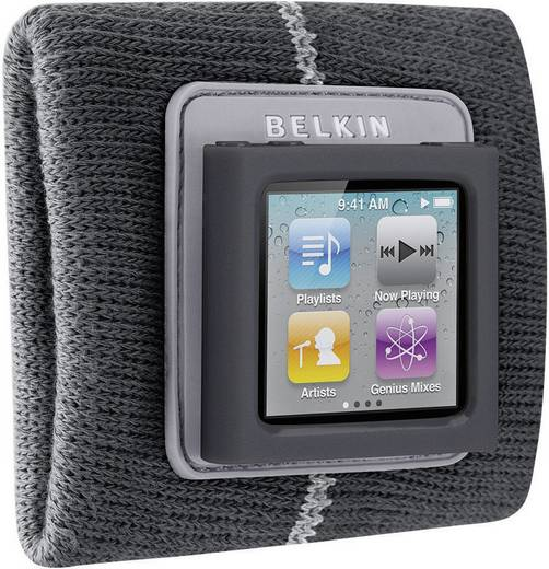 belkin ipod nano 6g armband schwarz kaufen. Black Bedroom Furniture Sets. Home Design Ideas