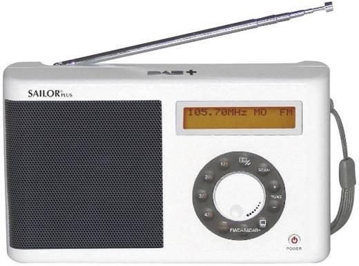 Sailor Plus SA-123W DAB Radio