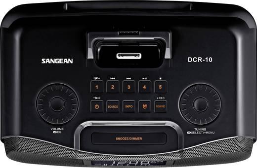 sangean dcr 10 dab radio mit ipod iphone dockingstation. Black Bedroom Furniture Sets. Home Design Ideas