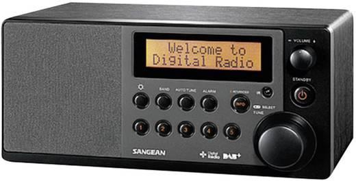 Sangean DDR-31+ DAB+ Tischradio AUX, DAB+, UKW Schwarz