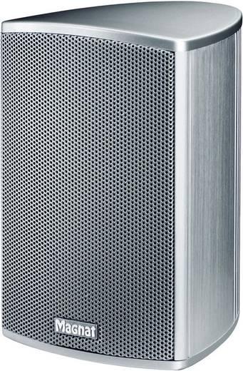 Magnat Needle Alu Sat Argent Regallautsprecher Silber 70 W 75 bis 30000 Hz 1 Paar