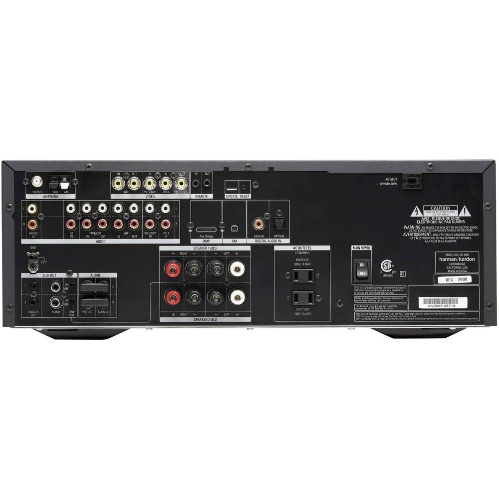 harman kardon hk 3490 stereo receiver from. Black Bedroom Furniture Sets. Home Design Ideas