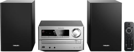 Philips MCM2000 Mini-Stereoanlage (CD-Player, USB-Anschluss, UKW-Radio, MW-Radio, Audio-Eingang) 2x 10 W