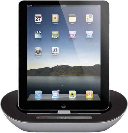 philips ds3500 fidelio lautsprecher f r ipad ipod iphone kaufen. Black Bedroom Furniture Sets. Home Design Ideas