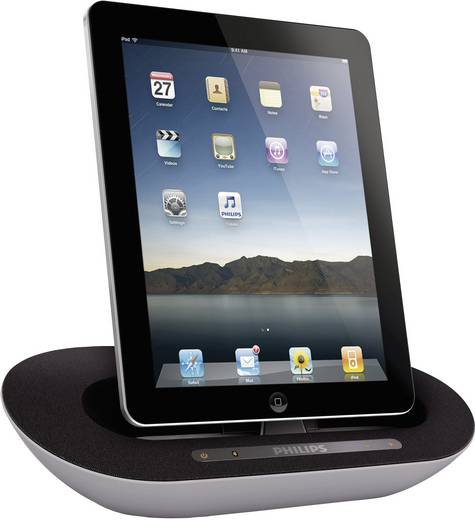 philips ds3500 fidelio lautsprecher f r ipad ipod iphone. Black Bedroom Furniture Sets. Home Design Ideas