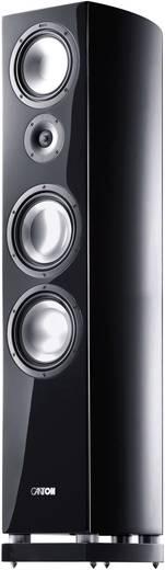Canton Vento 890 DC Standlautsprecher Schwarz high-gloss 340 W 20 bis 40000 Hz 1 St.
