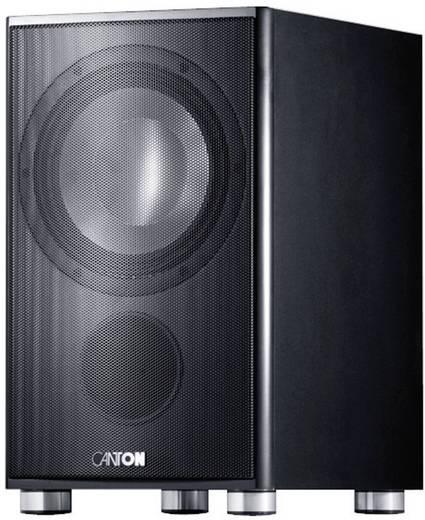 Canton AS 85.2 SC HiFi Subwoofer Schwarz 250 W 25 bis 200 Hz