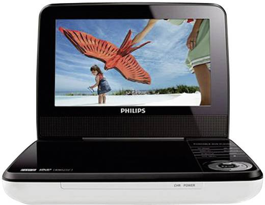 philips pd7030 12 tragbarer dvd player tragbarer dvd. Black Bedroom Furniture Sets. Home Design Ideas