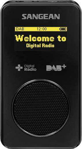 sangean dpr 36 dab radio mit sd kartenslot taschenradio kaufen. Black Bedroom Furniture Sets. Home Design Ideas