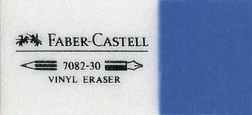 FABER-CASTELL Kunststoffradierer KOMBI 7082-30/188230 42x19x12mm