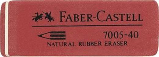 Faber-Castell Radiergummi 7005-40/180540 50x18x8mm