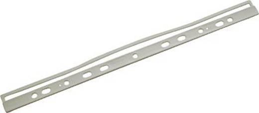 helit Prospektschiene M-Clip/H2512005 A4 weiß