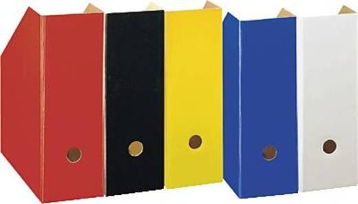 Stehsammler pappe  LANDRÉ Stehsammler extrabreit/350000043 10,5x26x31 cm weiß Karton ...