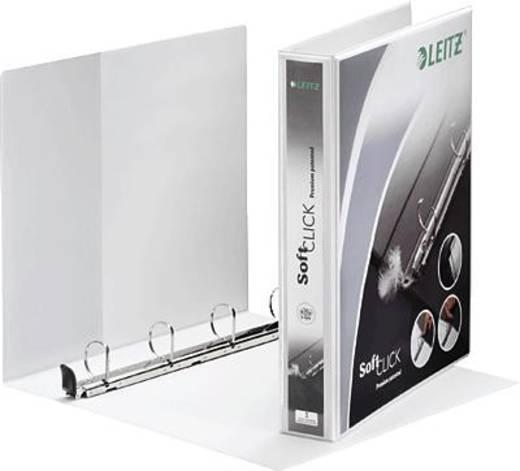 Leitz Präsentationsringbuch /4202-00-01 318x272x51mm weiß 30mm 280 Blatt