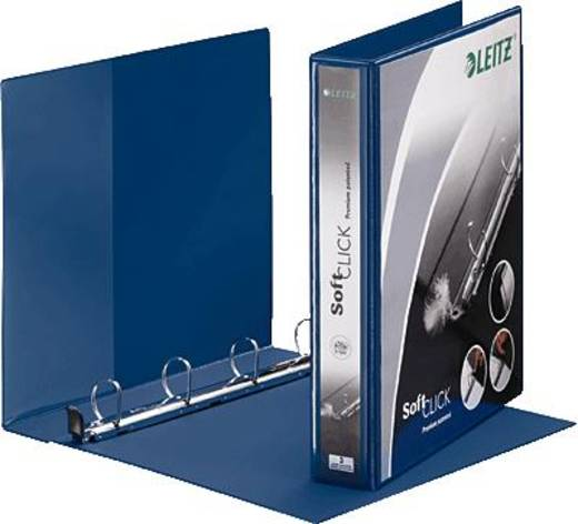 Leitz Präsentationsringbuch /4202-00-35 318x272x51mm blau 30mm 280 Blatt