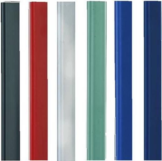 Durable Klemmschienen 6 mm/2901-02 für DIN A4 weiß Inh.100