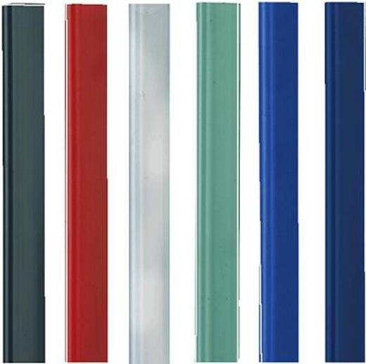 Durable Klemmschienen 6 mm/2901-07 für DIN A4 dunkelblau Inh.100