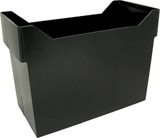 M&M Hängeboxen/68370401SP LxBxH 320x155x260mm schwarz