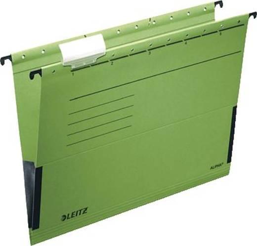 Leitz ALPHA Hängetasche/1986-30-55 A4 grün 250g/qm Inh.5