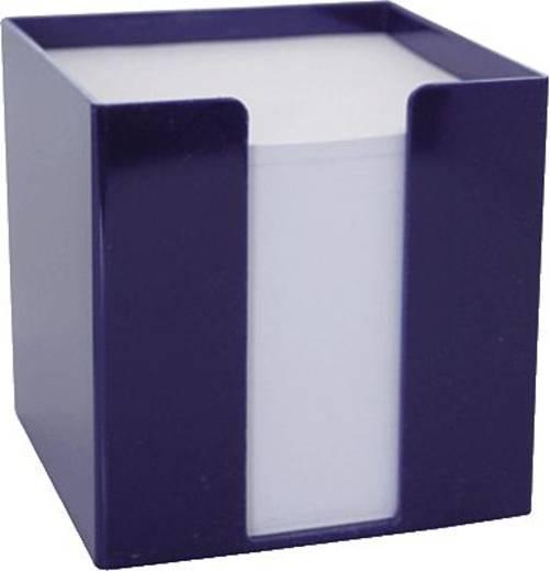 M&M Zettelbox/69020356SP 95x95x95 mm nachtblau Inh.700 Blatt