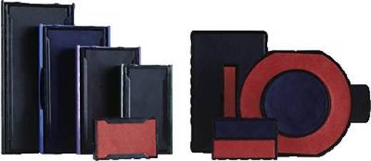 Trodat Ersatzkissen Swop Pad für 4912/6-4912-2DB blau/rot Inh.2