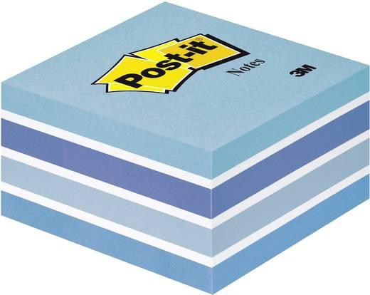 Post-it Post-it® Würfel 2028B Pastell-Blau 450 Blatt (L x B) 76 mm x 76 mm