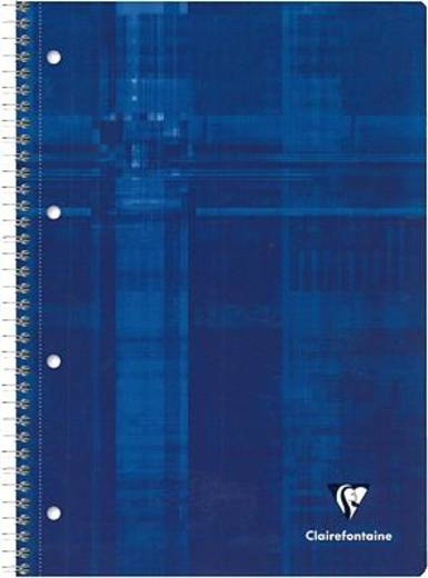 Clairefontaine Collegblock/8252C DIN A4 kariert 90 g/qm