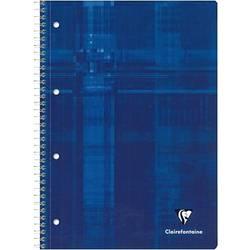 Image of Clairefontaine Collegeblock 8252C farbig sortiert DIN A4 kariert Anzahl der Blätter: 80