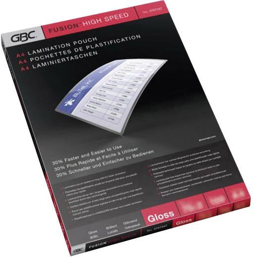 Laminierfolie GBC DIN A4 125 micron glänzend HighSpeed 100 St.
