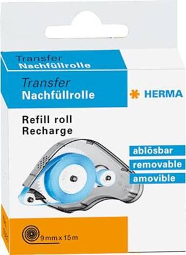 HERMA Nachfüllkassette für Kleberoller, ablösbar/1061 15mx 8mm