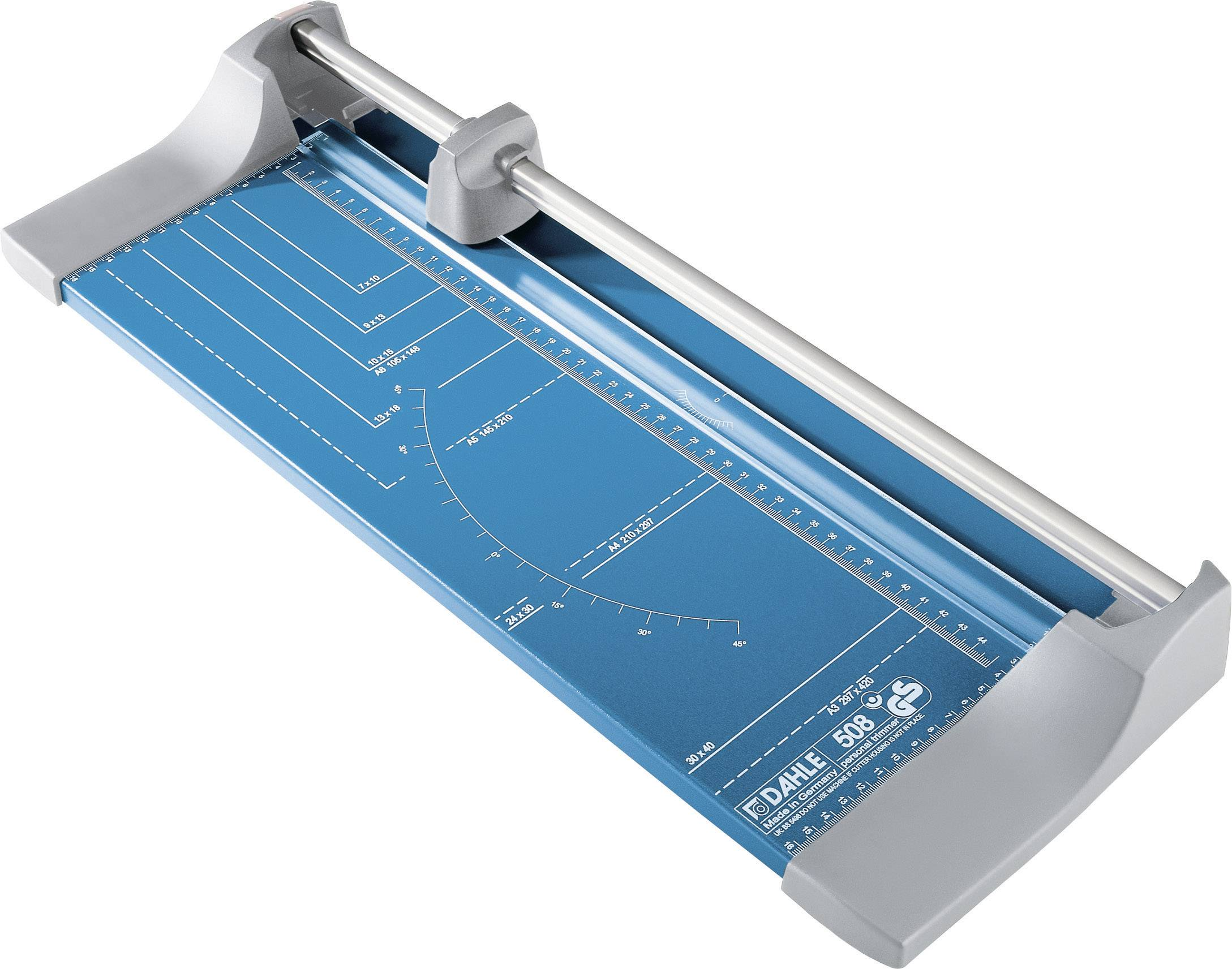 DAHLE® Hebel-Schneidemaschine 534 15 Blatt 460 mm blau