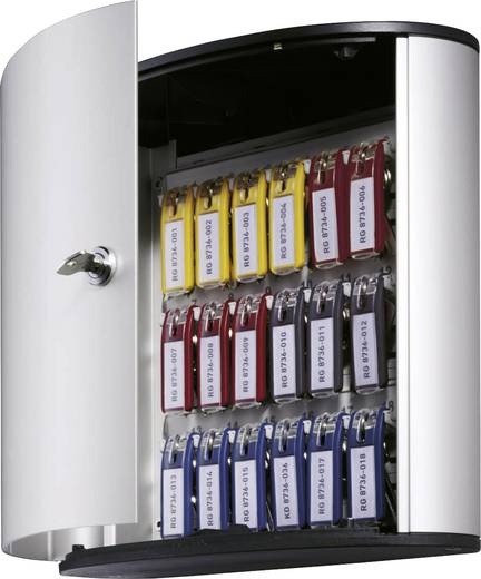 Schlüsselkasten Anzahl Haken 18 Durable Key Box 18 1951-23