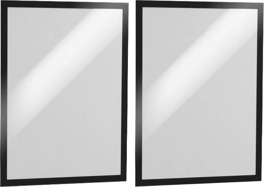 Durable Duraframe A3 Informationsrahmen A3, 2er Schwarz 4873-01