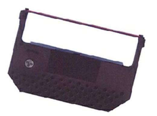 Pelikan Farbband 521948 Kompatibel Precisa Passend für Geräte des Herstellers: Ibico, Soennecken, Monroe Schwarz, Rot 1