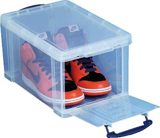 Really Useful Box Aufbewahrungsbox/14c 255x210x395mm transparent